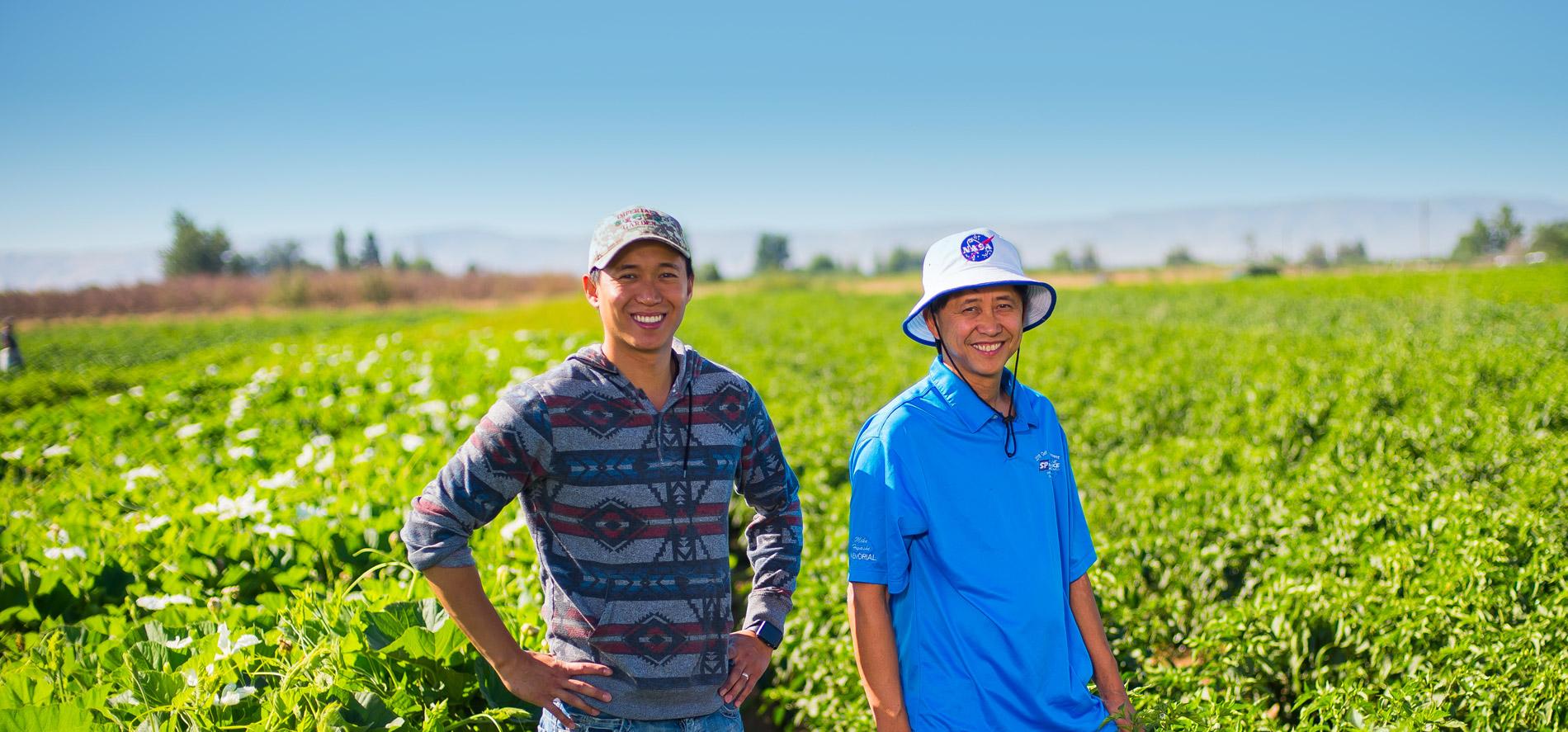 Imperial's Garden - Yakima Valley Produce