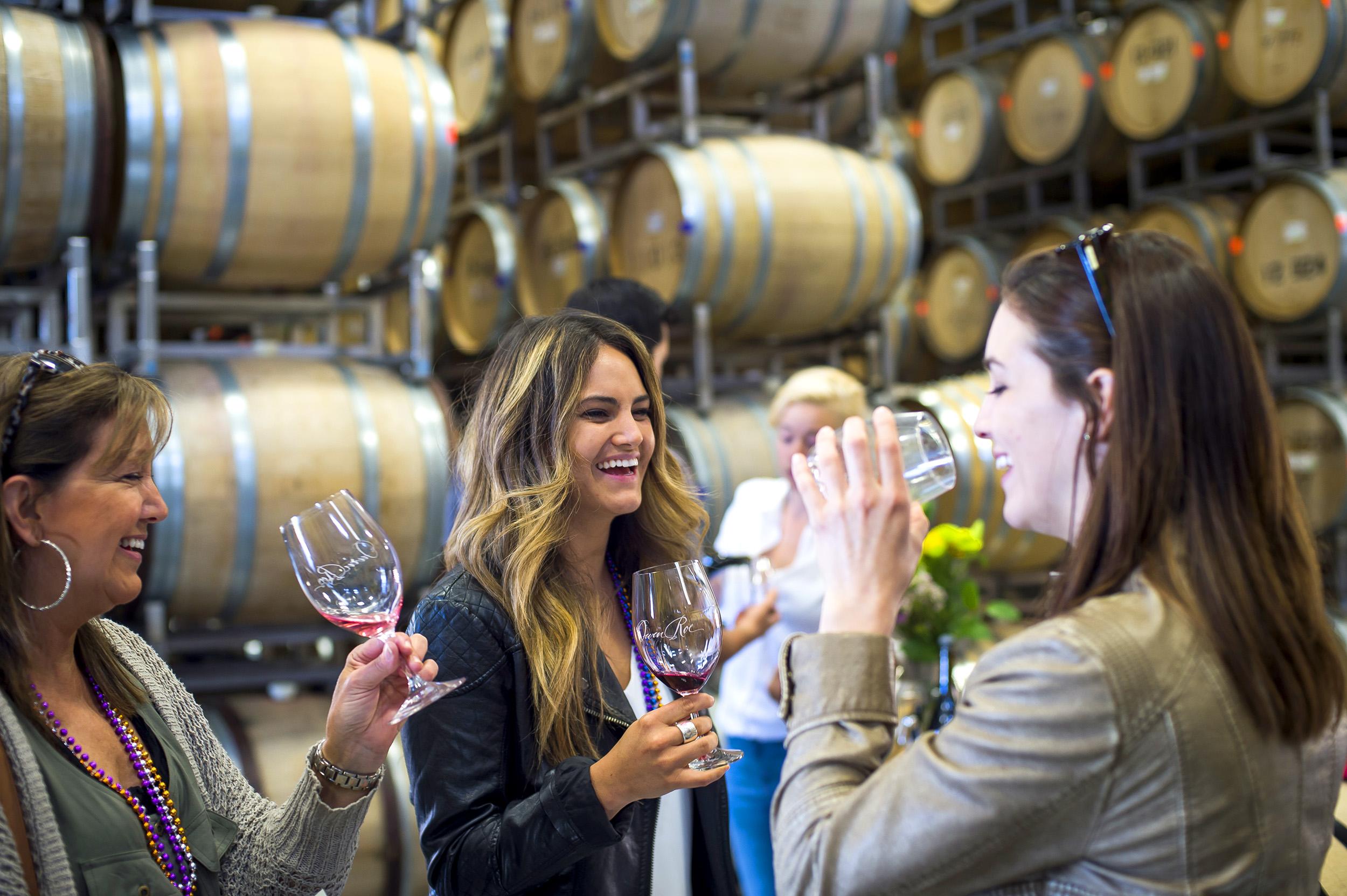spring Barrel Wine Tasting - Yakima Valley, WA