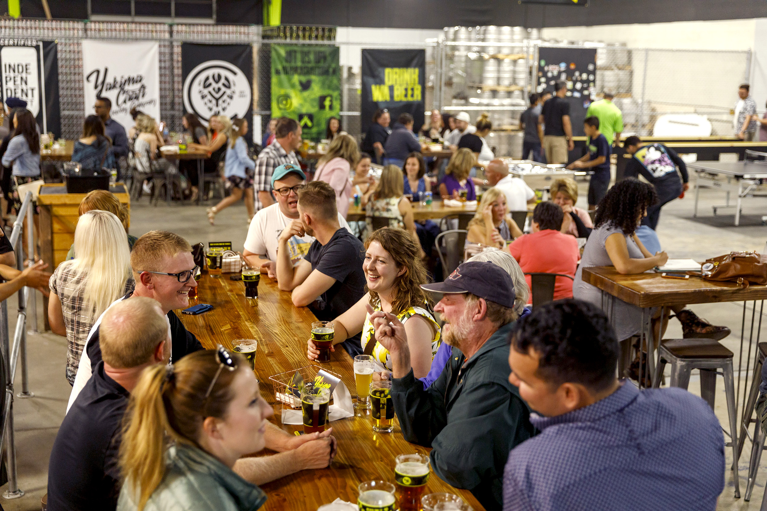 Yakima Craft Brewing - Yakima, WA
