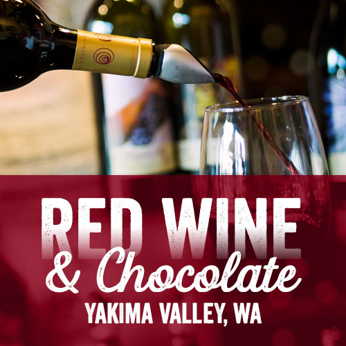 Red Wine and Chocolate - Yakima Valley Wine Country