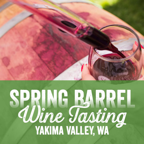 Spring Barrel Wine Tasting Weekends