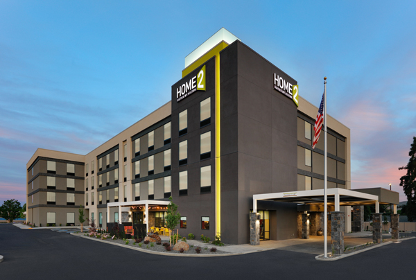 Home2 Suites Yakima Airport