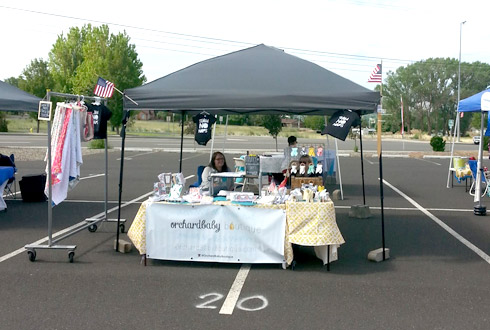 Saturday Market in Terrace Heights