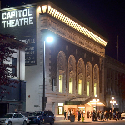 Historic Capitol Theatre and 4th Street Theatre