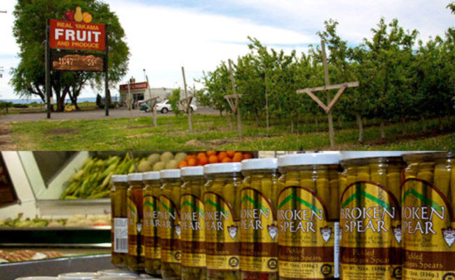 Yakama Nation Fruit & Produce - Yakima Valley Farm Stands