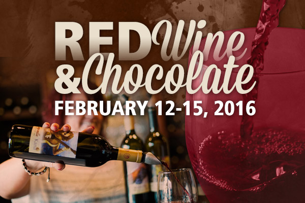 Red Wine and Chocolate in the Yakima Valley